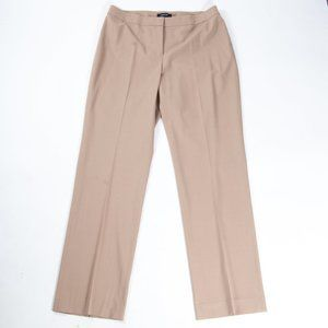 Lafayette 148 Barrow Tan Dress Pants